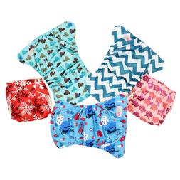 Umbilical Cord Snap-down Care Newborn All In One Cloth Diape