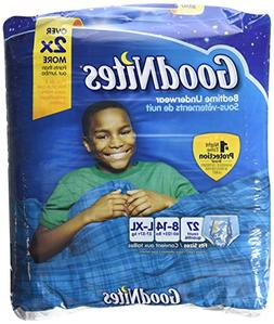 GoodNites Underwear for Boys, Big Pack, Large/Extra Large