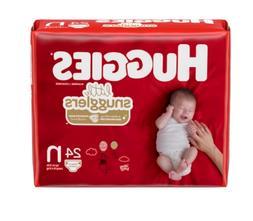 Huggies Unisex Baby Diaper for Little Snugglers Newborn Disp