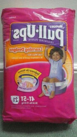 33 CT SEALED PACK SUPER RARE Vintage 2006 Huggies Cars Pull Ups Diapers 4T-5T