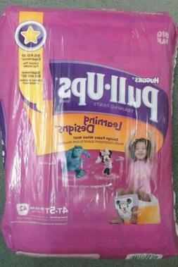 ULTRA RARE Vintage 2005 Huggies Princesses 21 Pull Ups Training Pants 4-5T girl