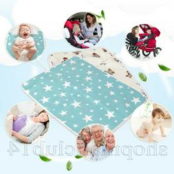 Waterproof Clean Hands Changing Pad Portable Baby Cover Mat