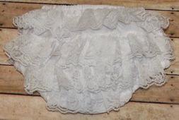 White Lace Petti Bloomers Diaper Cover  3-9M, 9-18M, 18M-3T