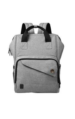 Ferlin Wide Open Design Baby Diaper Bag Backpack with Changi
