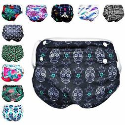 Will & Fox Reusable Swim Diaper Baby Girl Boy Adjusts for 3