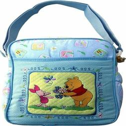 Disney Winnie the Pooh & Piglet Small Diaper Bag for Baby Es