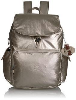 Kipling Women's Zax Metallic Diaper Backpack