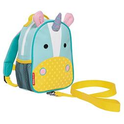 Skip Hop Toddler Leash and Harness Backpack, Zoo Collection,